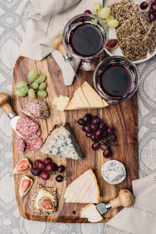 Gourmet-Wine-Tour-wine-platter-tsiba